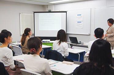 看護英語のセミナー風景1