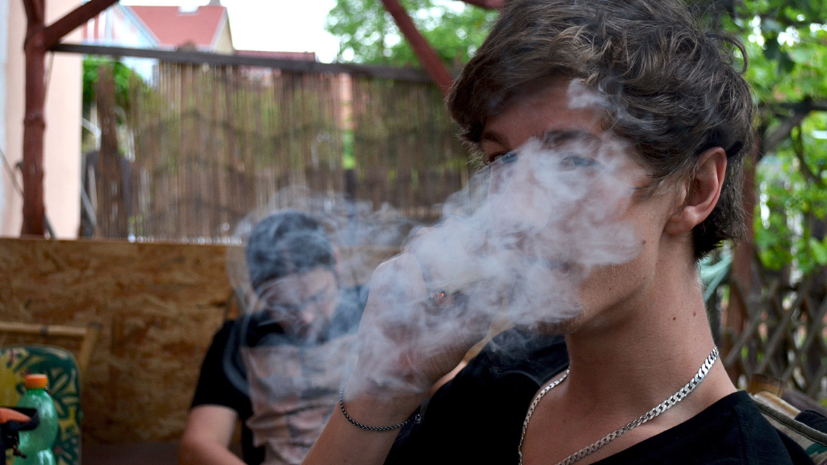 アメリカの「麻薬文化」